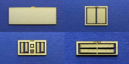 Image showing miscellaneous (00 series) LCC kits.